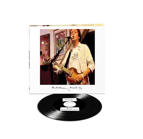 Paul McCartney: Amoeba Gig – CD