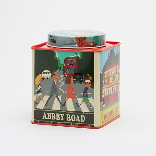 Abbey Road Studios: London Tea Caddy