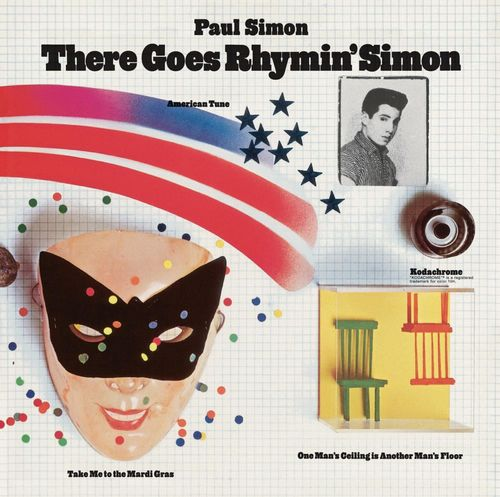 Paul Simon: There Goes Rhymin' Simon: Vinyl LP