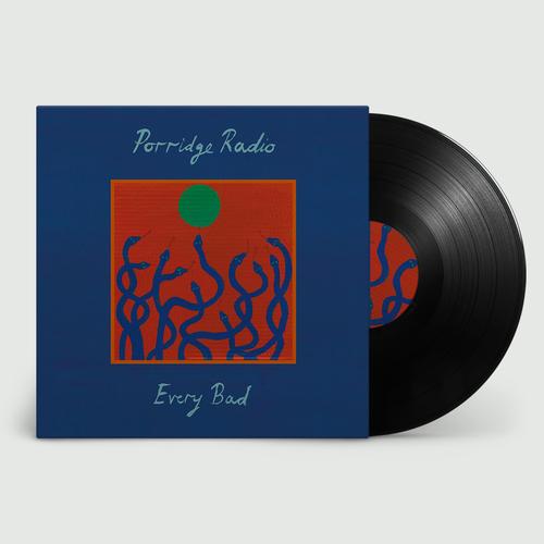 Porridge Radio: Every Bad: Vinyl LP + Signed Print
