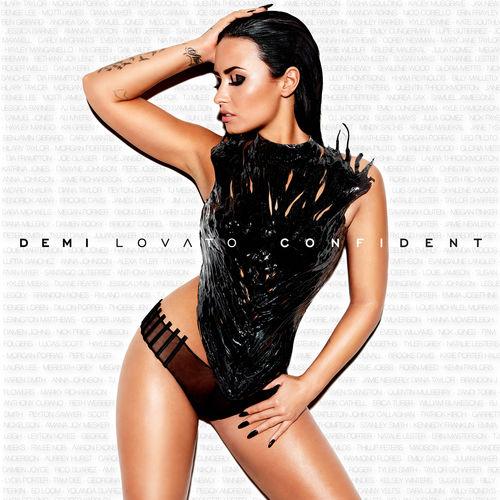 Demi Lovato,: Confident Poster