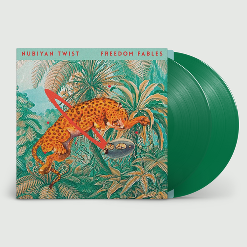 Nubiyan Twist: Freedom Fables: Signed Exclusive Green Vinyl 2LP
