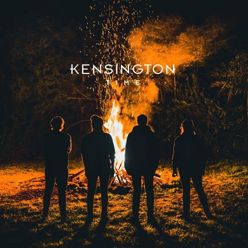 Kensington: Time: Limited Edition Orange Vinyl