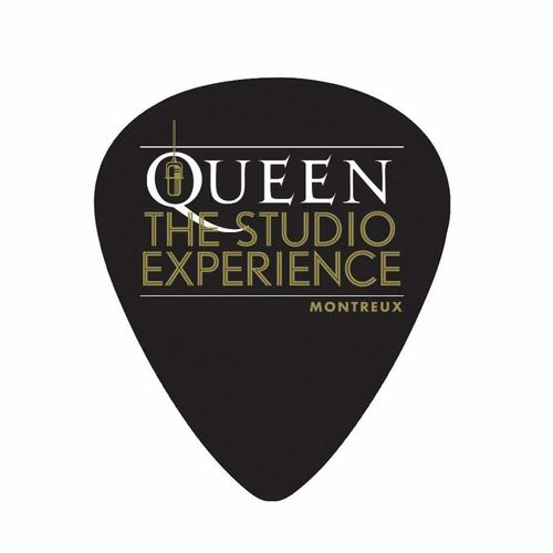 Queen The Studio Experience: Queen The Studio Experience Guitar Pick