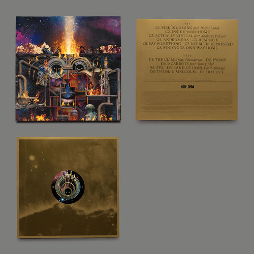 Flying Lotus: Flamagra: Heavyweight Double Vinyl LP
