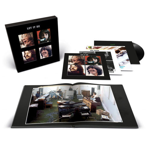 The Beatles: Let It Be – Special Edition (Super Deluxe Vinyl)