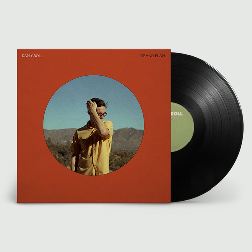 Dan Croll: Grand Plan: Vinyl + Exclusive Signed Print
