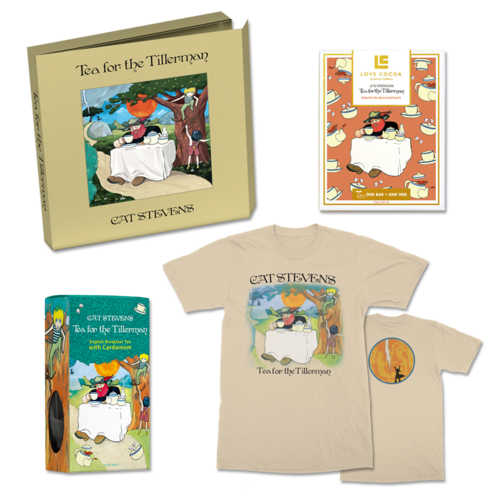 Yusuf: Tea For The Tillerman Super Deluxe Bundle