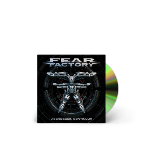 Fear Factory: Aggression Continuum CD