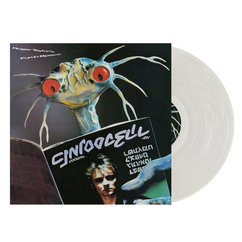 Roger Taylor: Fun In Space (Limited Edition Clear Vinyl)