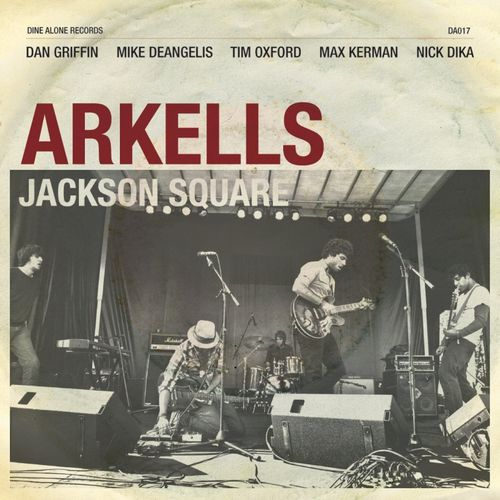 Arkells: Jackson Square - Physical CD