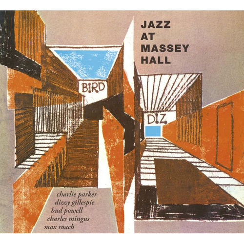 Charlie Parker: Jazz at Massey Hall: Limited Digipack CD (Centennial Celebration Collection)