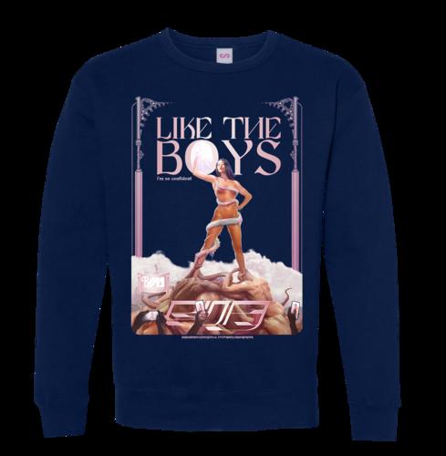 Rina Sawayama: 'Comme Des Garçons (Like The Boys)' Sweatshirt
