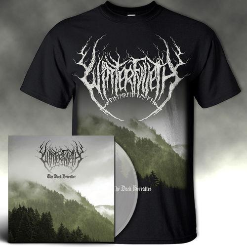 Winterfylleth: The Dark Hereafter Clear Vinyl & T-Shirt Bundle
