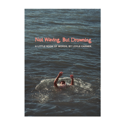 Loyle Carner: NWBD Poetry book