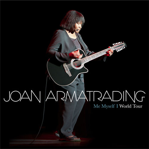 Joan Armatrading: Me Myself I – World Tour Concert