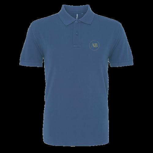 Andrea Bocelli: Andrea Bocelli Logo Polo Shirt