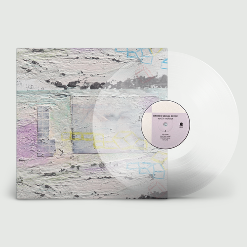 Broken Social Scene: Hug of Thunder: Limited Edition Clear Vinyl