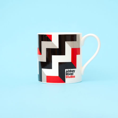Abbey Road Studios: Abbey Road Geometrics Mug