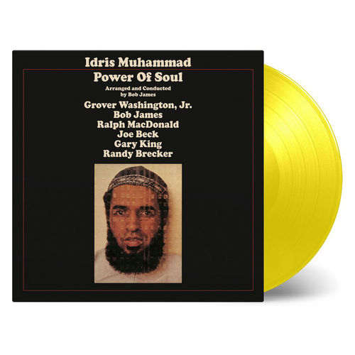 Idris Muhammad: Power of Soul: Limited Edition Yellow Vinyl