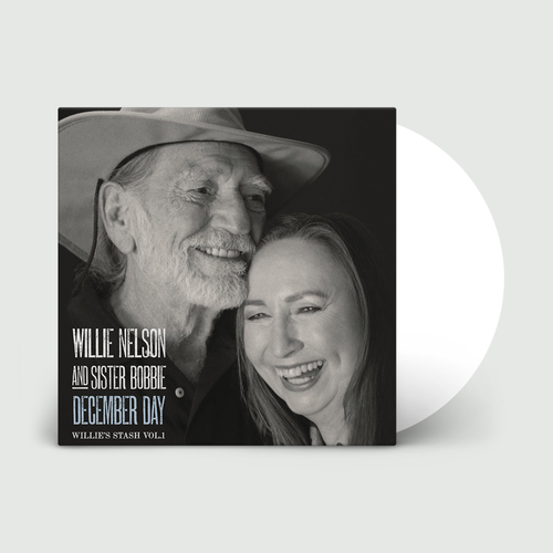 Willie Nelson: December Day (Willie's Stash Vol. 1): Limited Edition Snow White Vinyl