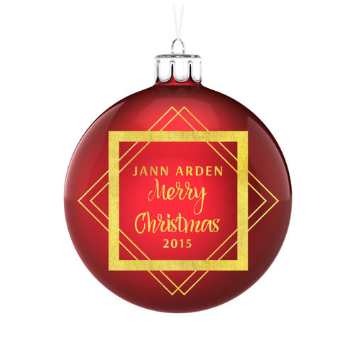 Jann Arden: Christmas Ornament