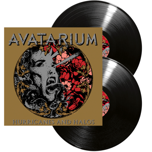 Avatarium: Hurricanes And Halos: Double Gatefold + Signed Insert