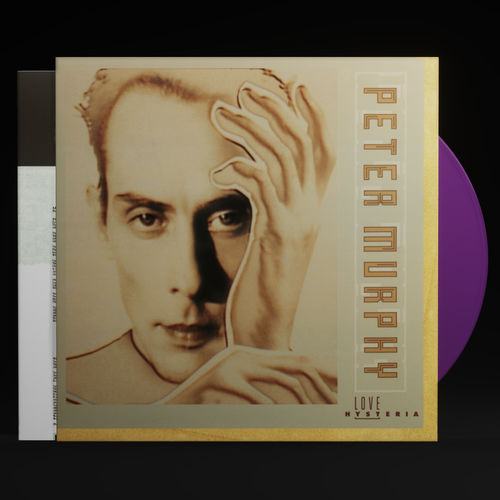 Peter Murphy: Love Hysteria: Limited Edition Indigo Vinyl