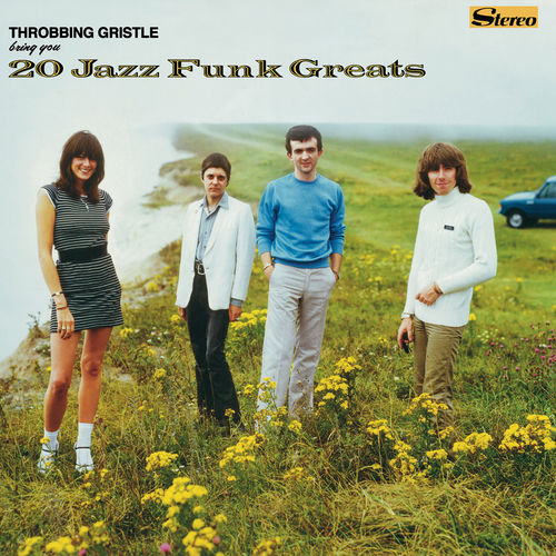 Throbbing Gristle: 20 Jazz Funk Greats: Green Vinyl