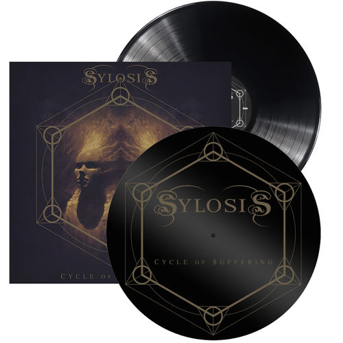 Sylosis: Cycle Of Suffering: Limited Edition Gatefold Double Etched Vinyl + Signed Insert