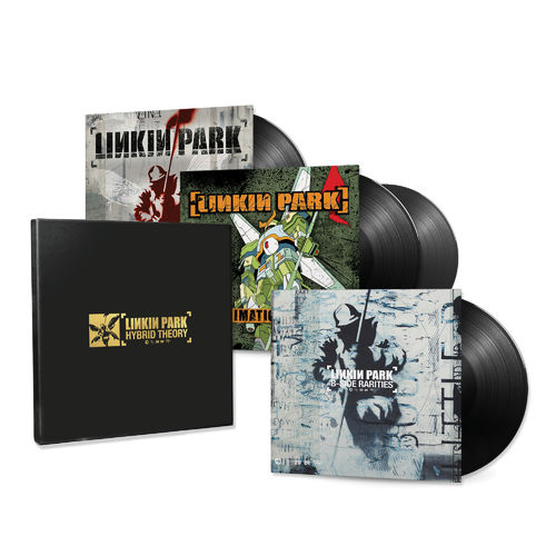 Linkin Park: Hybrid Theory - 20th Anniversary Limited Edition Box Set