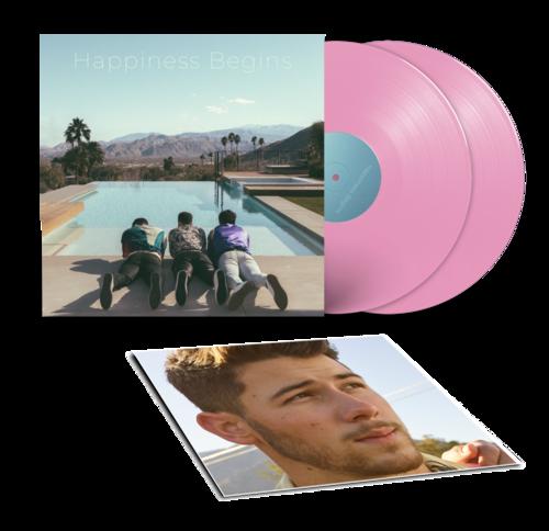 Jonas Brothers: Happiness Begins (Nick 2LP)