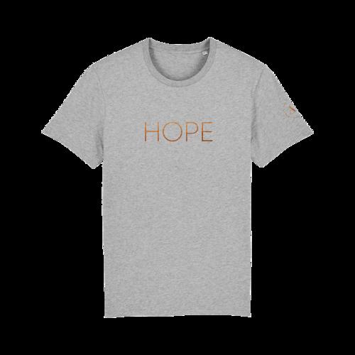 Andrea Bocelli: Hope t-shirt (grey)