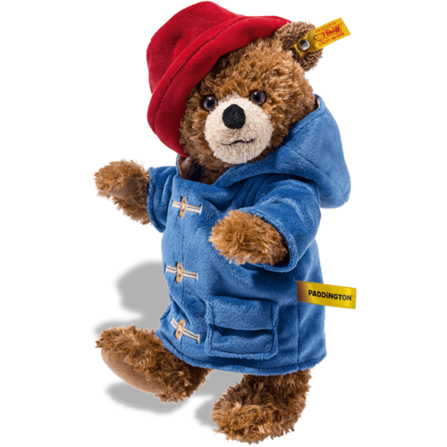 Paddington Bear: Steiff Paddington Bear 28cm