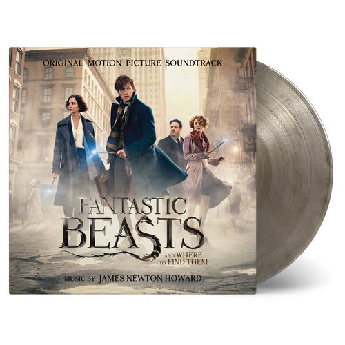 James Newton Howard: Fantastic Beasts And Where To Find Them: Limited Edition Smoke Coloured Vinyl