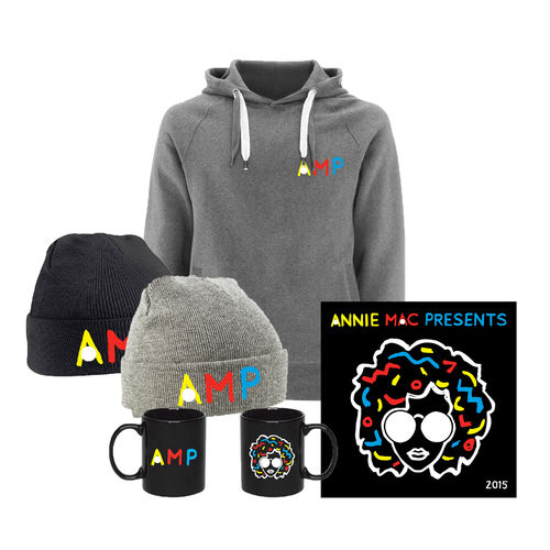 Annie Mac: Warm N' Easy Bundle (with Grey Hoodie)
