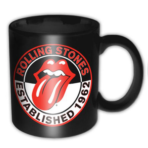 The Rolling Stones: EST. 1962 MUG