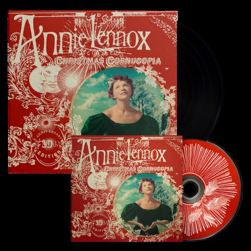 Annie Lennox: A Christmas Cornucopia (10th Anniversary) : CD + Vinyl
