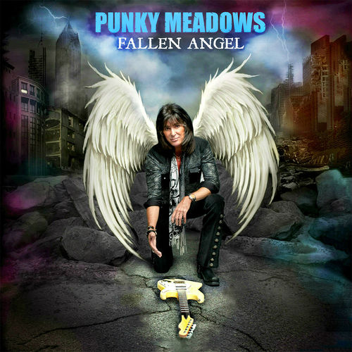 Punky Meadows: Fallen Angel Limited Edition Red Vinyl LP