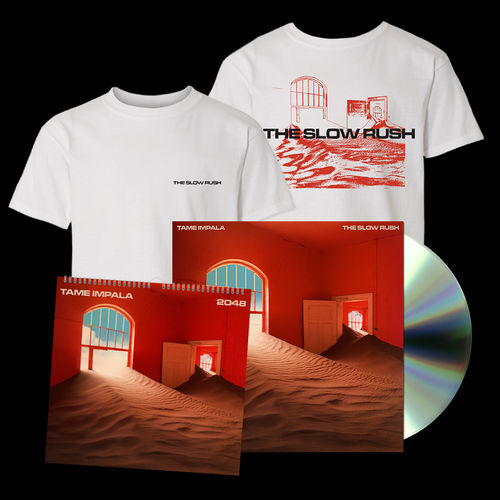 Tame Impala: CD T-Shirt Collection