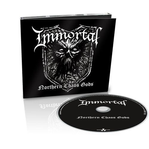 Immortal: Northern Chaos Gods: Limited Digipack