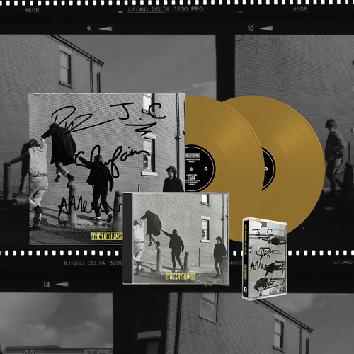 The Lathums: How Beautiful Life Can Be: Signed Deluxe Vinyl, Signed Deluxe Cassette & Deluxe CD