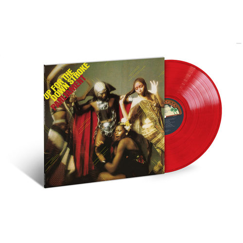 Parliament: Up For The Down Stroke: Exclusive Translucent Red Coloured Vinyl