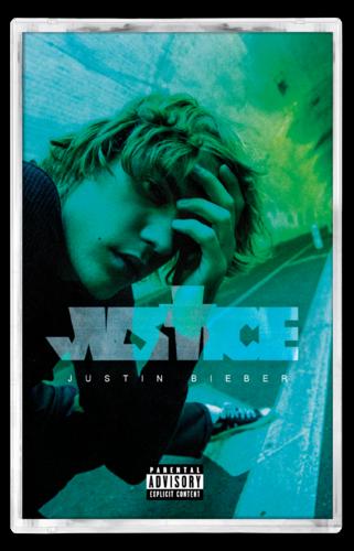Justin Bieber: JUSTICE ALTERNATE COVER I CASSETTE