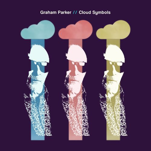 Graham Parker: Cloud Symbols: Signed Pink Vinyl