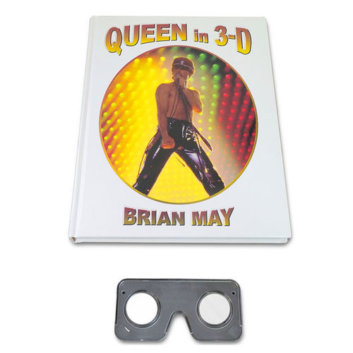 Brian May: Queen In 3-D Standard Edition