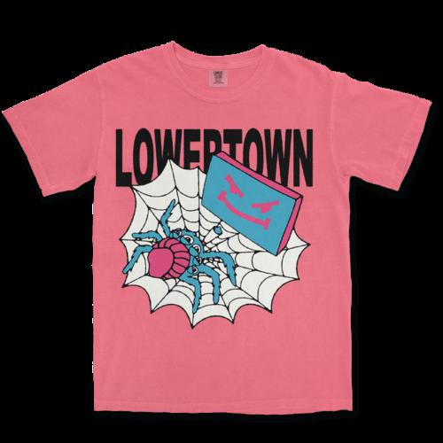 Lowertown: Spider TV T-Shirt