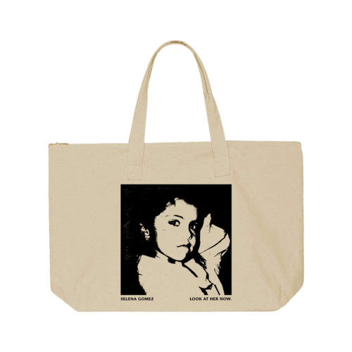 Selena Gomez : Look At Her Now Tote