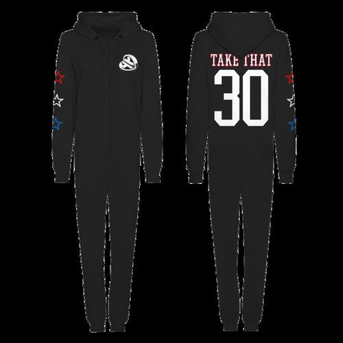 Take That: Take That 30 Black Onesie