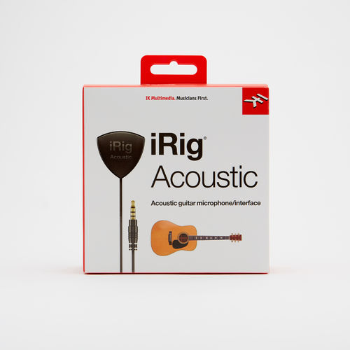 Abbey Road Studios: iRig Acoustic